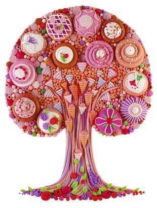 un-albero-dolce-fantastico-di-fantasia-93605173
